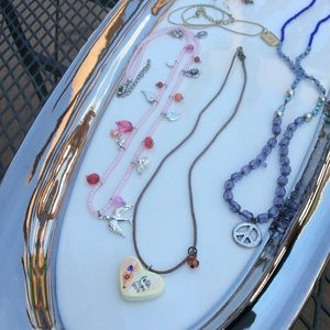 Jewelry - Necklace grouping of 6